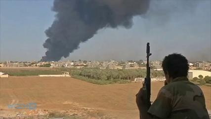 News video: Libya Militia Clashes Spread Beyond Tripoli Towards Zawiya Oil Port